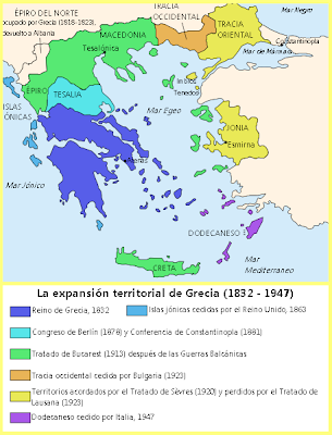 Expansion Grecia