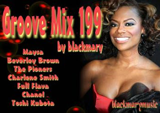 Groove Mix 199 - [by blackmary]10082012
