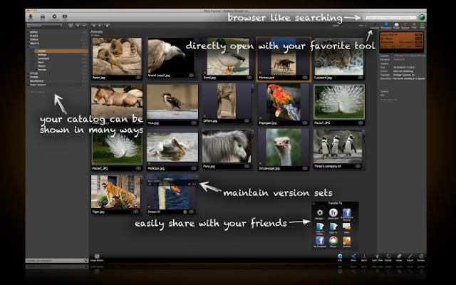 برنامج احترافي لتحرير وتنظيم الصور Photo Supreme 3.2.0.2072