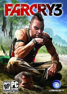 Far Cry 3 video game cover picture
