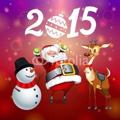 SMS pour dire joyeux noël 2015