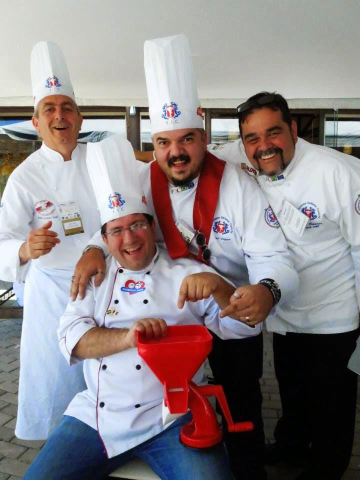 Federação Italiana de Chefs
