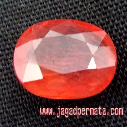 Paparaca Safir Batu Permata