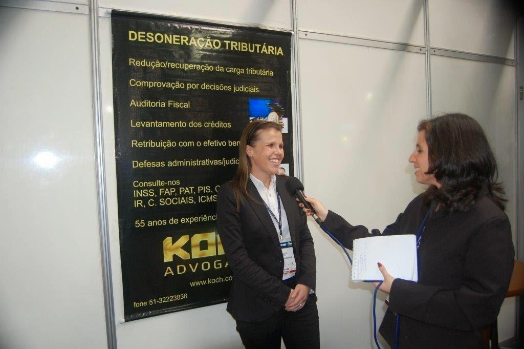 Programa Network – Entrevista com Lizianne Porto Koch na 16ª Transposul