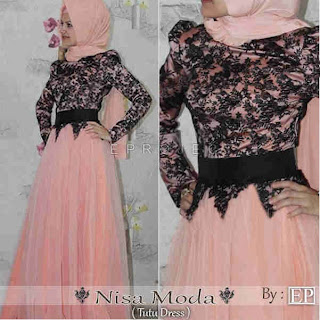 Restok - Nisa Moda Tutu dress