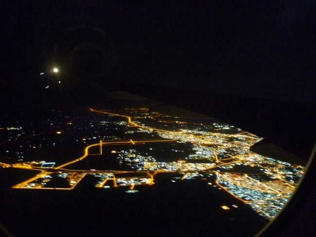 Llegamos a Doha, capital de los Emiratos Unidos