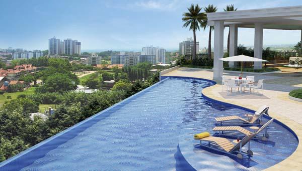 S arquitetura e planejamento piscinas com borda infinita for Piscina 4 x 2
