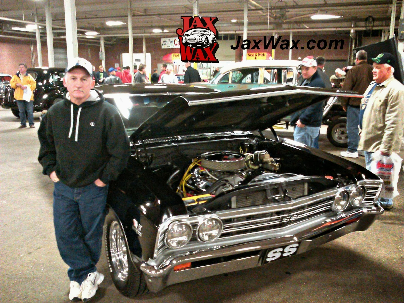 1967 Chevelle SS Indianapolis World of Wheels Jax Wax Customer