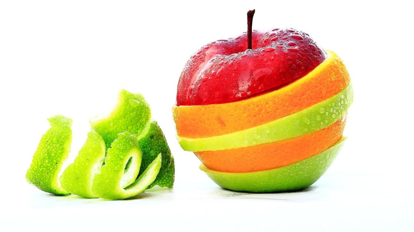Mas wallpapers de frutas aquí