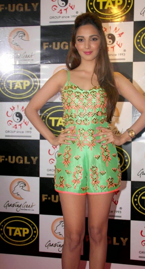 'Fugly' Film Actress Kiara Advani Latest Hot Pics While Promotion of her Film 'Fugly'