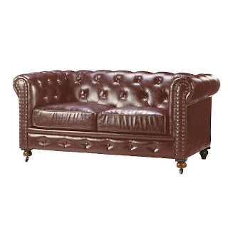 Buy Cheap Sofas Tufted Leather Sofa