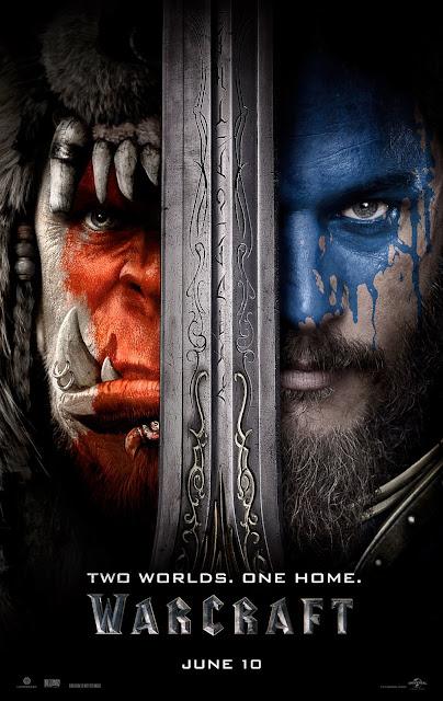 Nouvelle affiche de Warcraft
