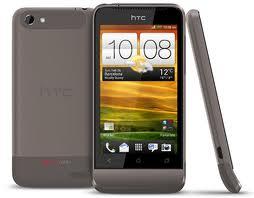 HTC One V ini merupakan versi paling murah dari HTC One Series.   Heandset menggunakan layar kaca buatan Gorilla Glass. Untuk ukuran layar 480 x 800 pixels, 3.7 inches (~252 ppi pixel density) dan Capacitive touchscreen, 16 juta warna serta multitouch HTC Sense UI v4.0. Tampilan depan layarnya dibalut dengan User Interface khas HTC.