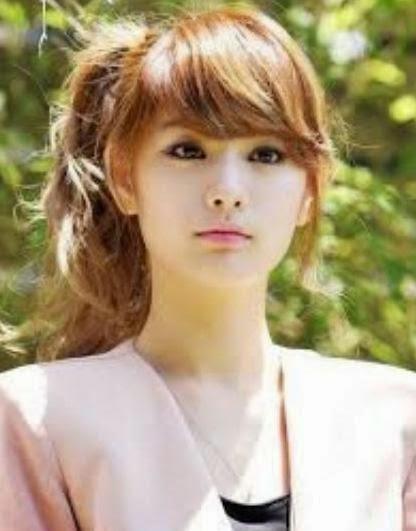 Model Rambut Artis Korea Nana Anggota Girlband After School - Gaya rambut ala girlband korea