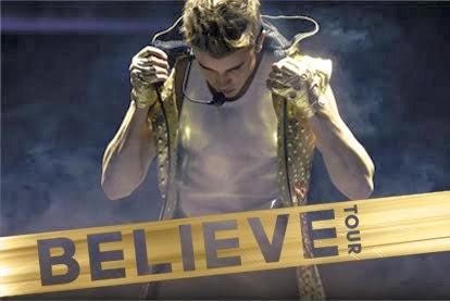 Justin Bieber Brazil tour 2013