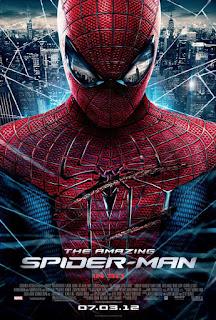 The Amazing Spider-Man (2012) Movie Hindi Dual Audio Bluray 720p [1.2GB]