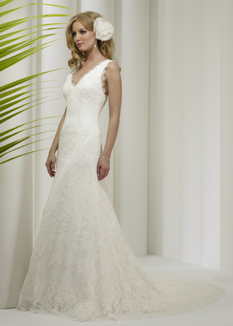 Miss ruby boutique dress of the week for Trudy s wedding dresses