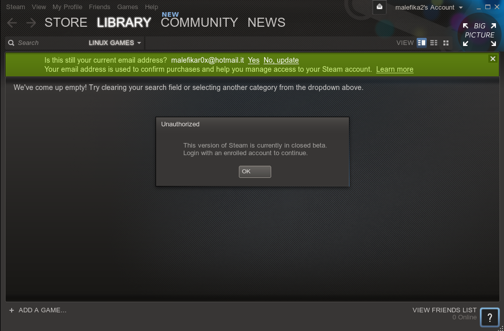 Punkbuster for call of duty 5. Being Hacked: How To Use Steam For Linux Rig