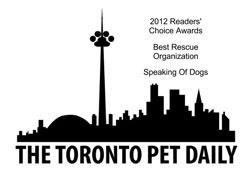 2012 Readers' Choice Award