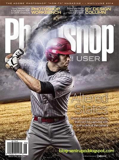 Photoshop User Magazine May June 2014