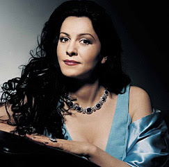 Angela Gheorghiu&#39;s Website