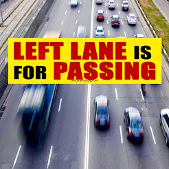 Left Lane is for Passing