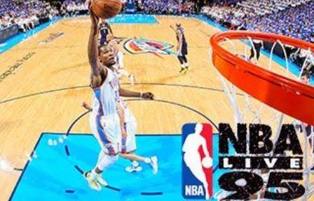 NBA Live 1995 PC