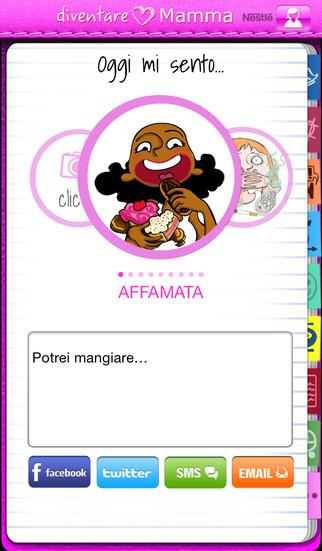 Diventare Mamma App