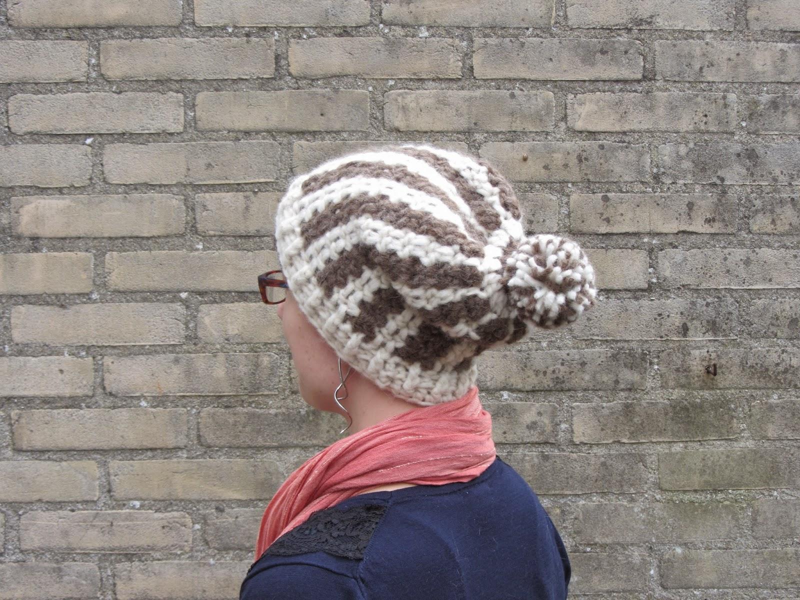 Crochet Yoh : Busy fingers, busy life...: Pattern: Roland - Unisex Crochet Hat