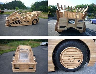 Creative Wooden Gadgets and Designs (15) 1
