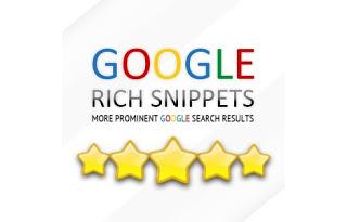 Cara Membuat & Menampilkan Rating  Bintang Di Google Pencarian