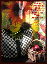 Tales of the Traveling Tote Series: Next Installment Coming September 1, 2016!