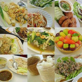 Masakan Thaliand