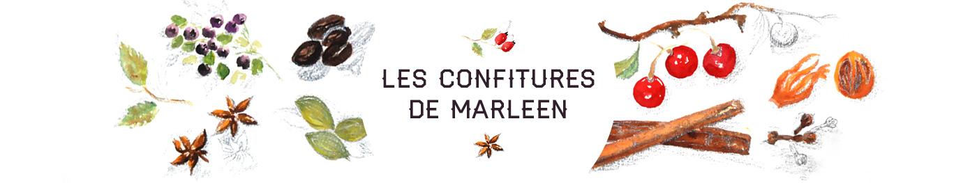 Les confitures de Marleen