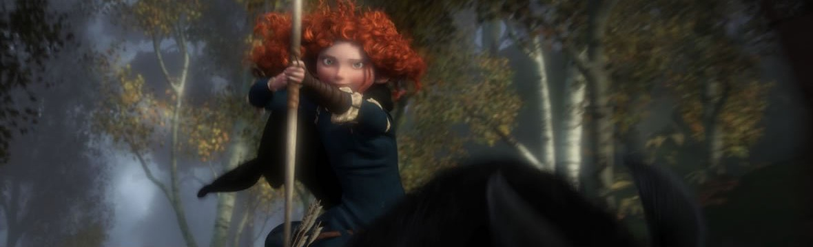pixar brave merida. Brave of Princess Merida,