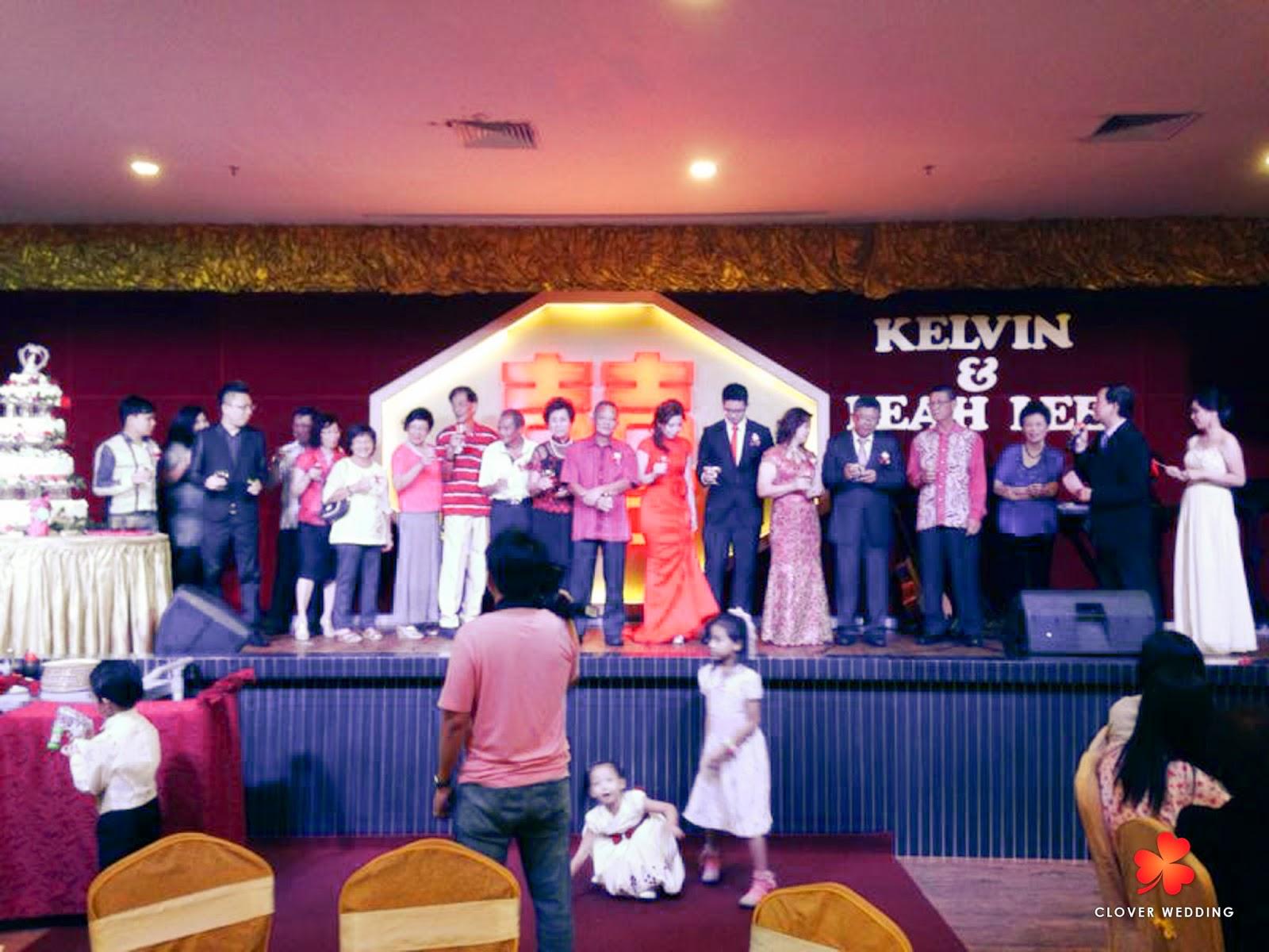 Clover wedding kelvin tan leah lee wedding dinner kelvin tan leah lee wedding dinner sin choi wah kepong junglespirit Images