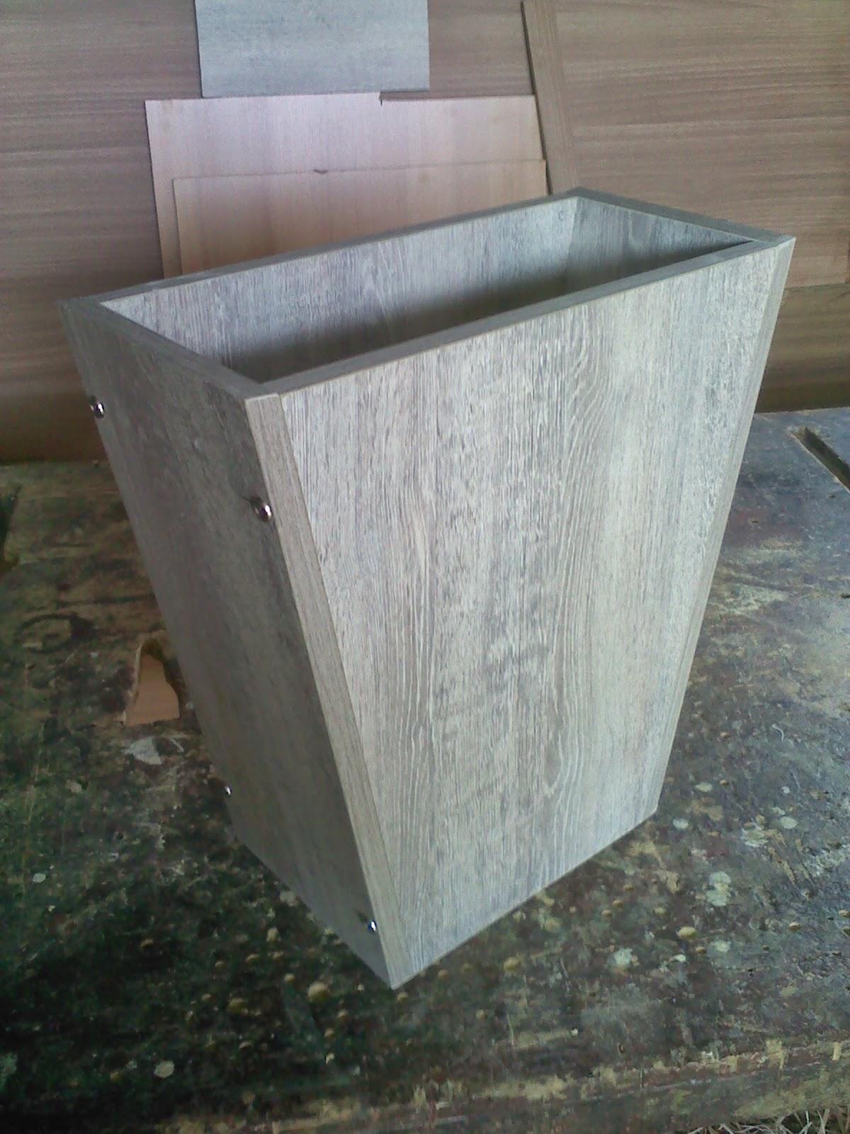 Mis trabajos en madera mueble para costura - Mueble de costura ...
