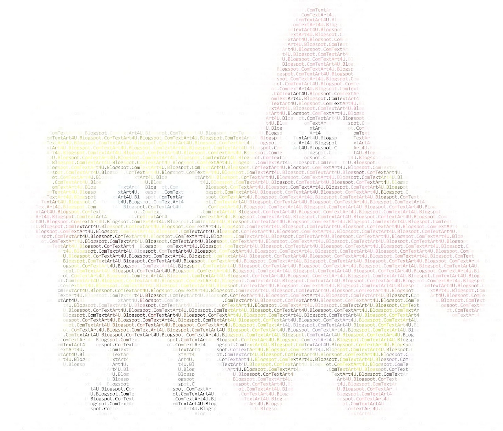 Spongebob Ascii Text Art Cool Ascii Text Art 4 U