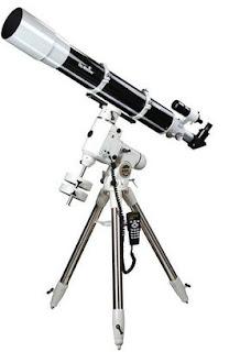 Pengertian Teleskop (Teropong), Macam-macam Jenis Teleskop dan Rumus serta Contoh Soal Teleskop