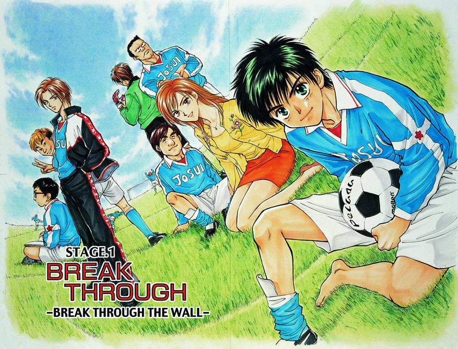 Kilas Balik Anime Jadul Whistle