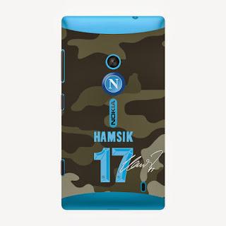Nokia Lumia 520 Hamsik Edition