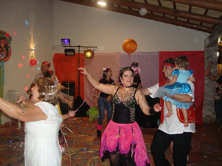 Lara, Fabiano e Ana Lara