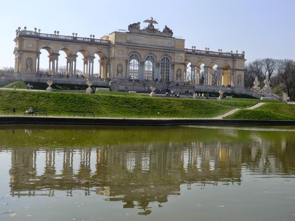 viena palacio Schönbrunn