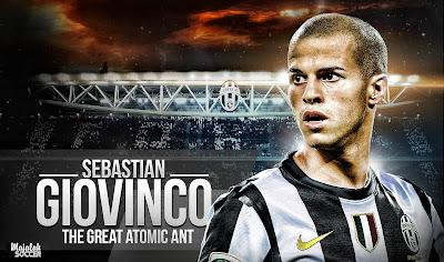 Giovinco - Juventus - Wallpaper Sepakbola Terbaru 2012-2013