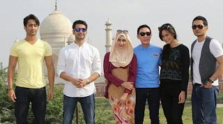 Cinta di Langit Taj Mahal