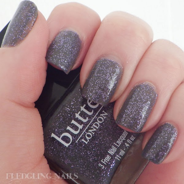 Fledgling Nails: Reviews and Swatches: Butter London - No More Waity ...