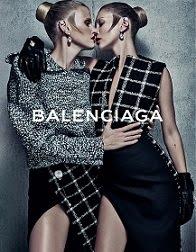 BALENCIAGA FW2015 Ad Campaign