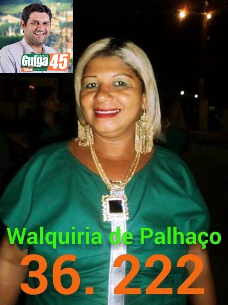 VALQUÍRIA DE PALHAÇO - 36222