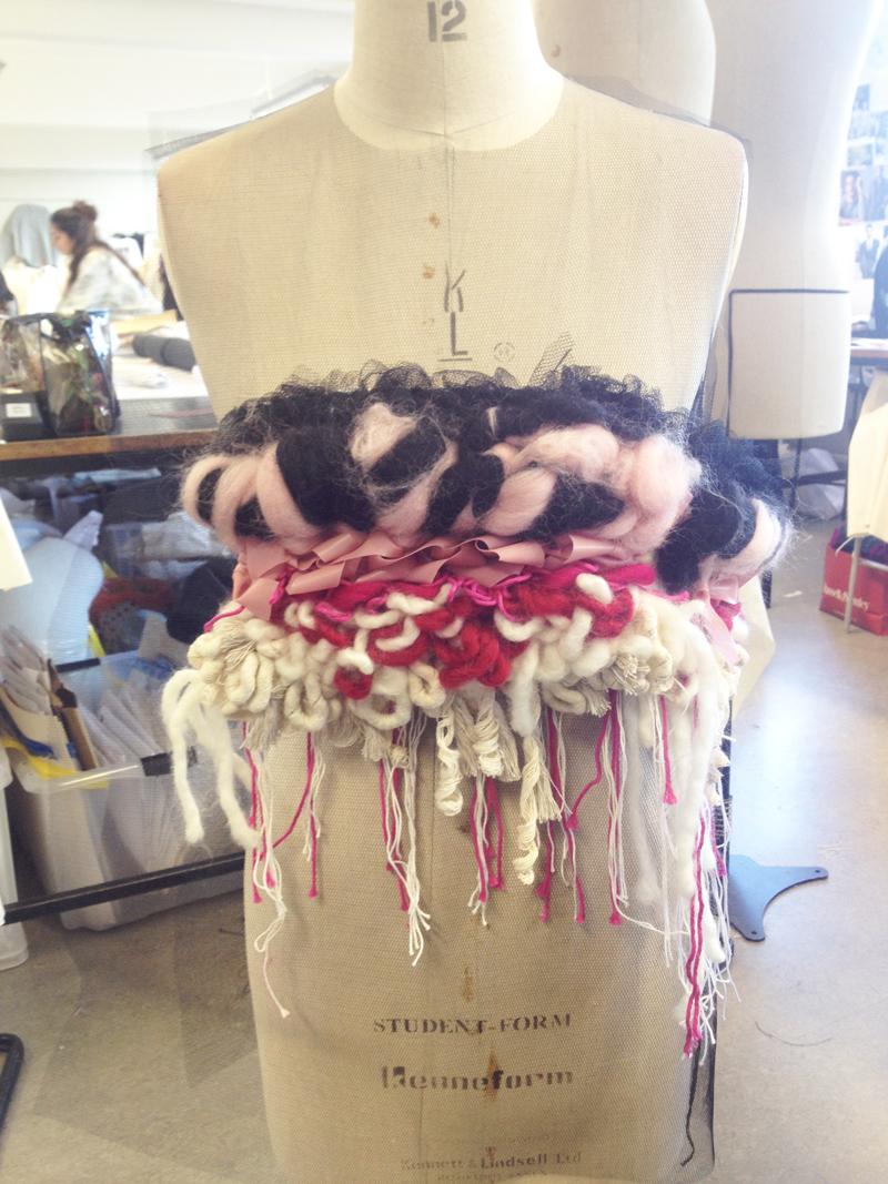 Lauren Pullen Hand Weave Top