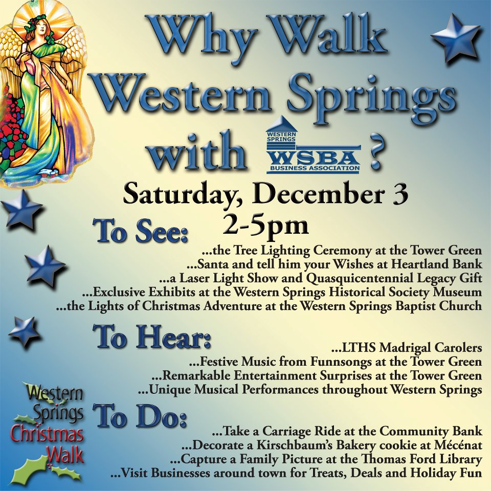 Special event this year to celebrate our 125th birthday - a laser light show before Santa lights the ...  sc 1 st  Western Springs Info & Western Springs Info: November 2011 azcodes.com
